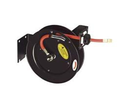 Sealey SA84 - Retractable Air Hose Metal Reel 8mtr Ø10mm ID Rubber Hose