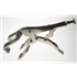 """Sealey Ak67/9s - Clamp, 9"""", Welding (2 Prongs - 90 Degrees)"""