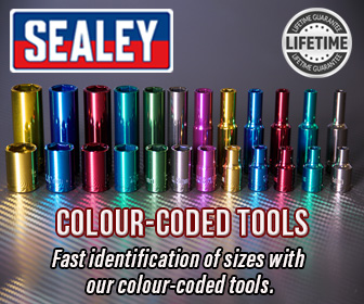 PREMIER COLOUR CODED TOOLS