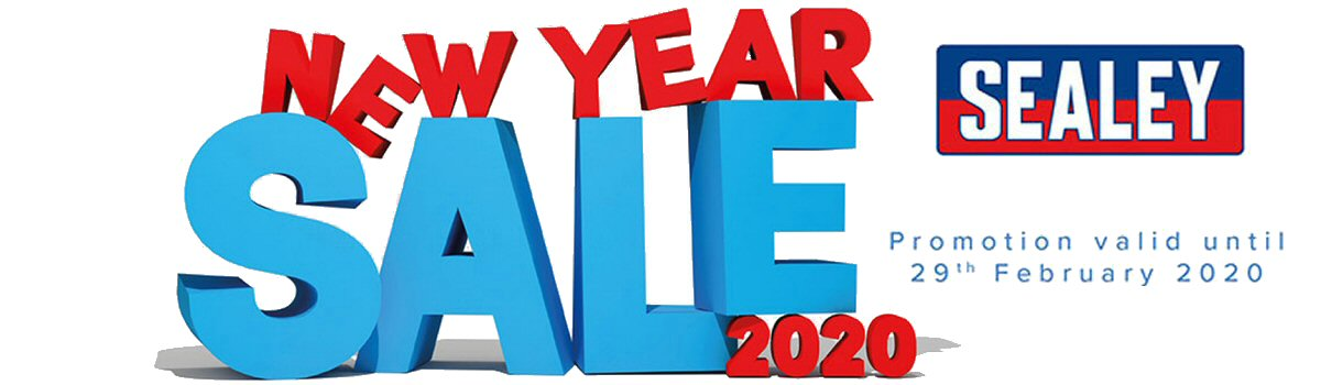 Sealey New Year Promotion 2020