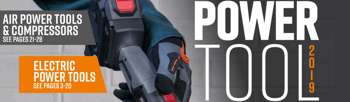 Sealey Power Tool Promotion 2019