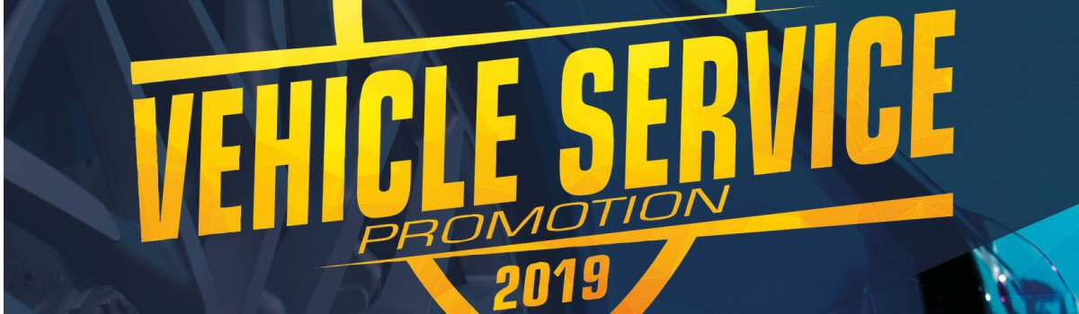 Sealey Vehicle Service Promotion 2019
