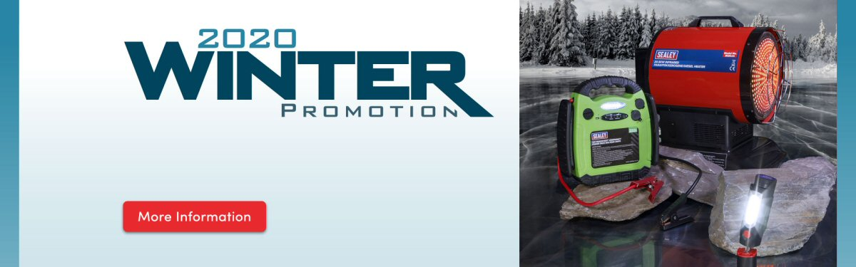 Sealey Winter Promotion Sept 2020